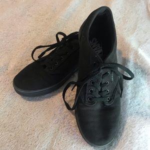 Vans Authentic Low Pro Sneakers All Black 6